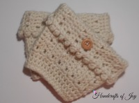 Bobbie Boot Cuffs Free Pattern by Handcrafts of Joy